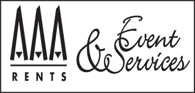 AAA Rens & Event Services Logo